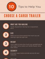 10 Tips to Help you Choose a Cargo Trailer
