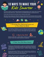 10 Ways To Make Your Kids Smarter