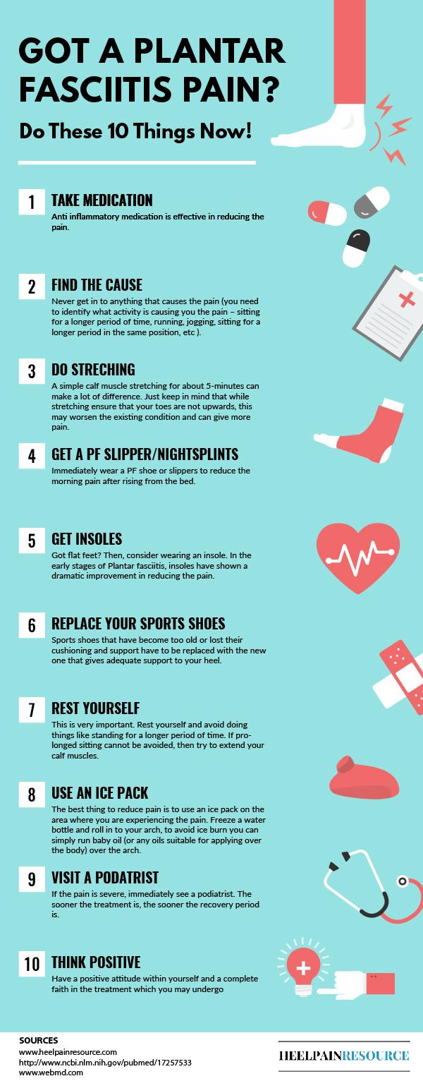 13_Things_to_do-plantar-fasciitis-pain-infographic-lkrllc