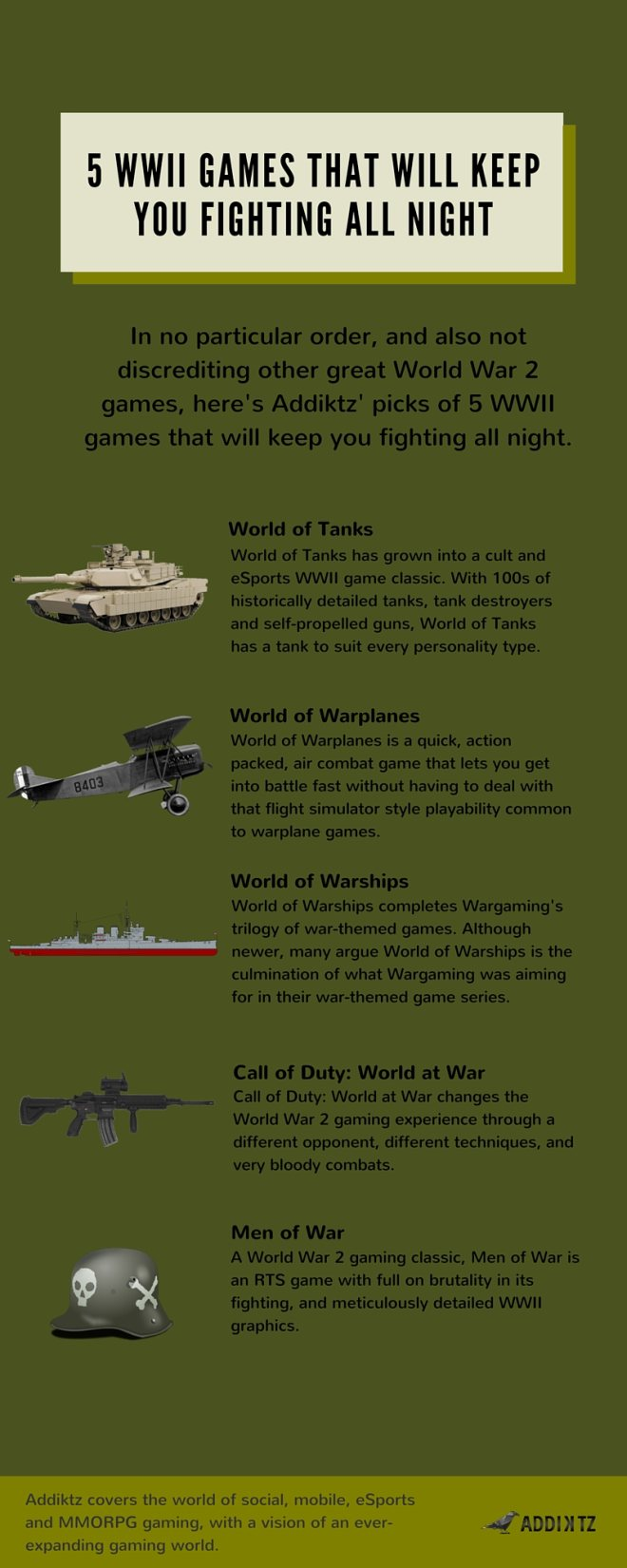 5-WWII-Games-That-Will-Keep-You-Fighting-All-Night-infographic
