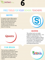 Free Online Tools Teachers Can Use To Improve Learning