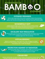 The Benefits of Bamboo Clothing