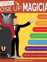 Why Book a Close Up Magician?