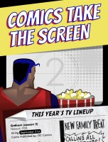 Comics Take the Screen