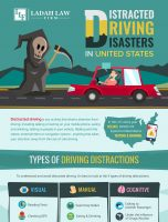 Distracted Driving Disasters in the United States