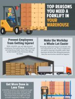 The Top Reasons Why You Need a Forklift in Your Warehouse
