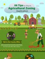 Tips for filing out an Agricultural Zoning Application