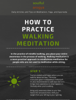 How to Practice Walking Meditation