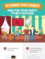10 Things You Can not Miss For Your Party To Be A Success