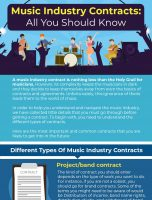 Music Industry Contracts: All You Should Know