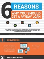 Six Reasons Why You Should Get a Payday Loan