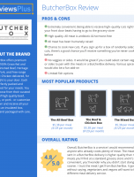 ButcherBox Review & Unboxing Video – ReviewsPlus