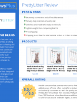 Does PrettyLitter Work? Health-Monitoring Cat Litter Review  – ReviewsPlus