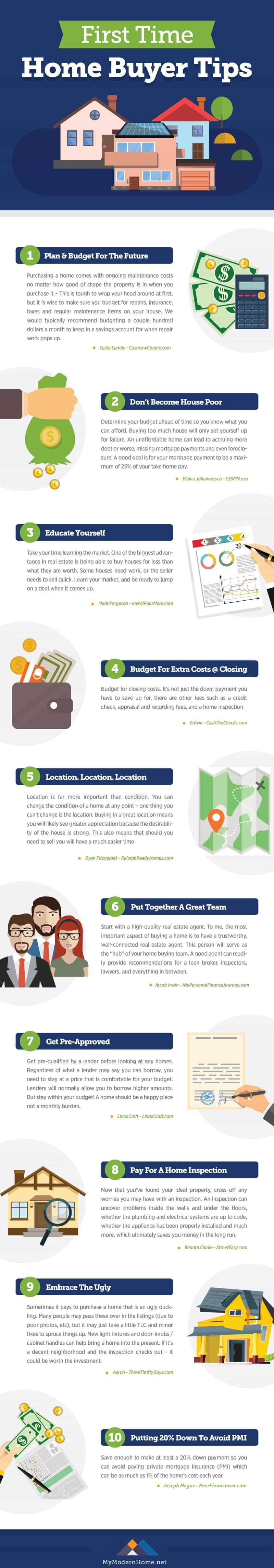 Top-10-Tips-For-New-Home-Buyers-Infographic
