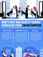Why Max Beauty Source should be your Salon Supplier