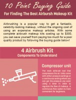 Guide To Finding The Best Airbrush Makeup Kit