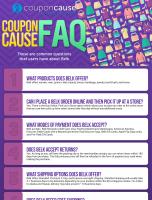 Belk Infographic Order Coupon Cause FAQ (C.C. FAQ)