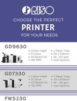 Choose the Perfect Printer for your Needs