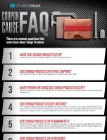 Dango Products Infographic Order Coupon Cause FAQ (C.C. FAQ)