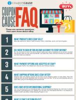 eBay Infographic Order Coupon Cause FAQ (C.C. FAQ)