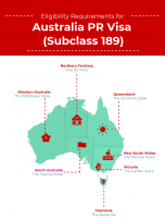 Eligibility Requirements for Australia PR Visa (Subclass 189)