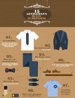 15 Gentleman's Rules in Dressing
