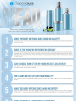 Hand MD Coupon Cause FAQ (C.C. FAQ)