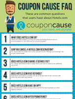Hotels.com Coupon Cause FAQ (C.C. FAQ)