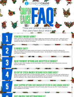 inkbox Infographic Order Coupon Cause FAQ (C.C. FAQ)