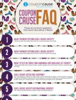 J Renee Infographic Order Coupon Cause FAQ (C.C. FAQ)