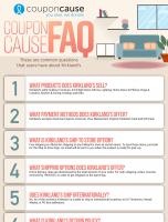 Kirkland's Infographic Order Coupon Cause FAQ (C.C. FAQ)