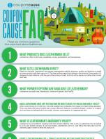Leatherman Coupon Cause FAQ (C.C. FAQ)