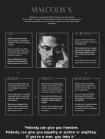 Malcolm X: A Powerful Voice for the African-American Liberation