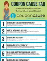 Organifi Coupon Cause FAQ (C.C. FAQ)
