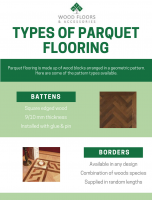Types of Parquet Flooring