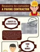 Reasons to Hire a Paving Contractor