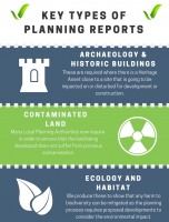 Key Types of Planning Reports
