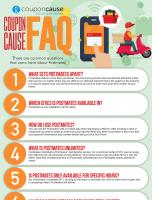 Postmates Infographic Order Coupon Cause FAQ (C.C. FAQ)