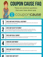 quip Coupon Cause FAQ (C.C. FAQ)