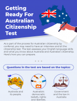 The Process of Becoming an Australian Citizen