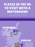 Places in the UK to visit with a motorhome