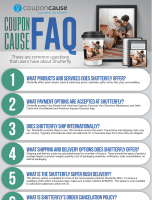 Shutterfly Infographic Order Coupon Cause FAQ (C.C. FAQ)