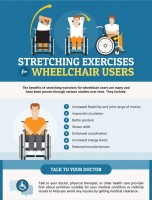 13 Stretch Exercises for Wheelchair Users