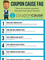 Turbo Tax Coupon Cause FAQ (C.C. FAQ)