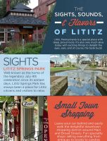 The Sights, Sounds and Flavors of Lititz, Pennsylvania
